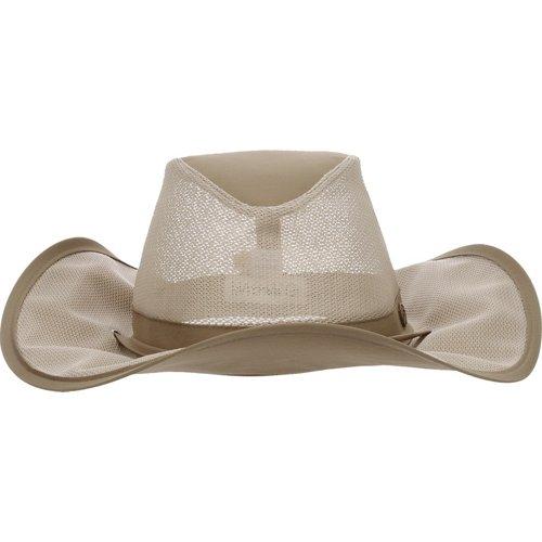 Magellan Outdoors Men's Supplex Mesh Safari Hat