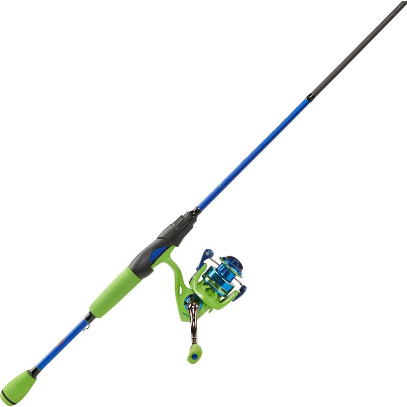 Lew's Wally Marshall Speed Shooter 6 ft 6 in ML Spinning Rod and Reel Combo – Fishing Combos, Ultralight Combos at Academy Sports