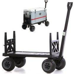 Plus One Cooler Cart