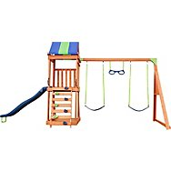 Playsets + Swing Sets