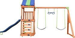 Denver Wooden Swing Set