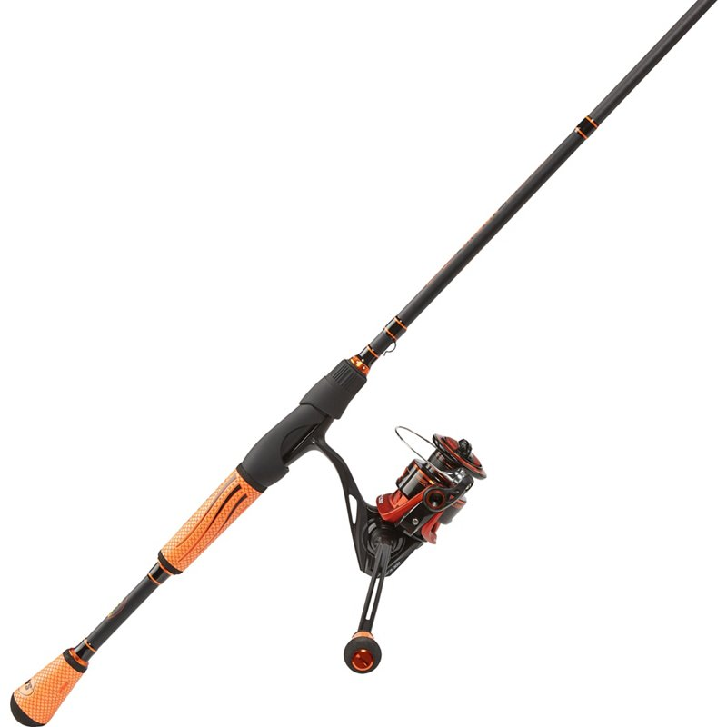 Lew's Mach Crush Speed Spin Freshwater Spinning Rod and Reel Combo – Fishing Combos, Spinning Combos at Academy Sports