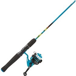 Kids' Splash Jr 4 ft ML Freshwater Spinning Rod and Reel Combo
