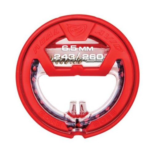 Real Avid Bore Boss .243/.260/6.5mm Bore Cleaner