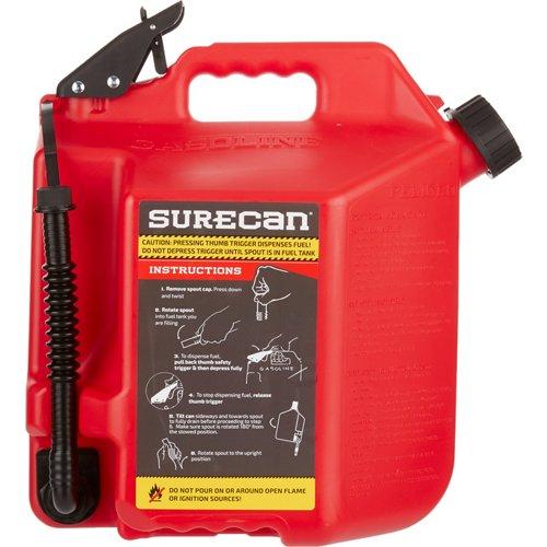 SureCan 5 gal Gas Can
