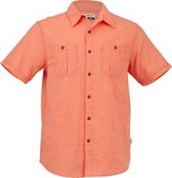 Magellan Outdoors Summerville Crosshatch Short Sleeve Shirt