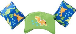 SwimWays Kids' Sea Squirts Swim Trainer Dinosaur Life Jacket