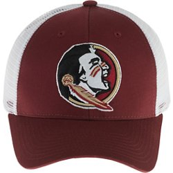 Men's Florida State University Big Rig 2-Tone Mesh Back Cap