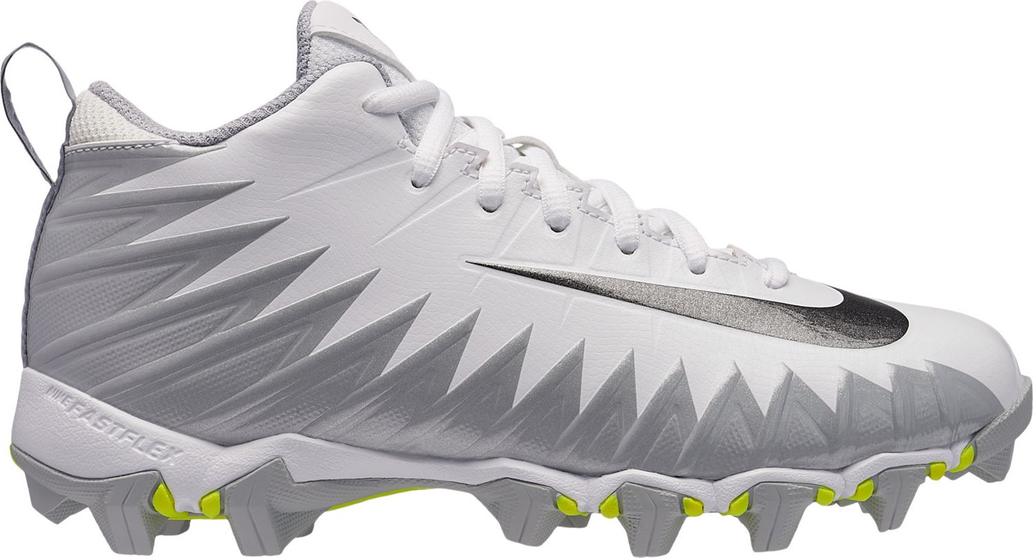 f5d47984d016 Display product reviews for Nike Kids' Alpha Menace Shark Football Cleats