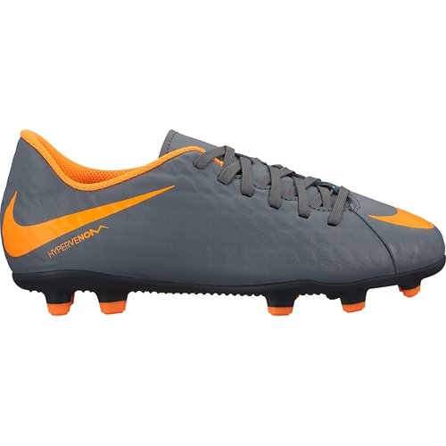Nike Kids' Hypervenom Phantom 3 Club Soccer Cleats