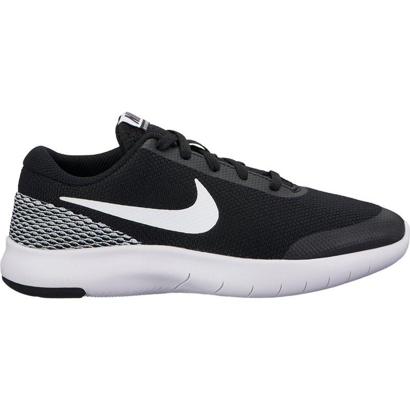 Nike Boys  Flex Experience Run 7 Running Shoes (Black White 4b8e22814