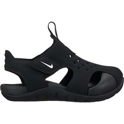 f0402fa72d35bd ... Nike Toddler Boys  Sunray Protect 2 PS Sandals. Toddler Sandals.  Hover Click to enlarge