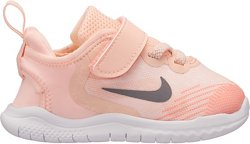 Nike Toddler Girls' Free RN Running Shoes