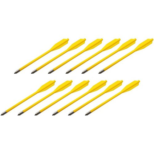 BOLT Crossbows Plastic Bolts 12-Pack