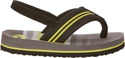 O'Rageous Toddler Boys' Beach Flip-Flops