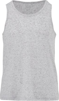 Girls' Athletic Lifestyle Slub Tank Top