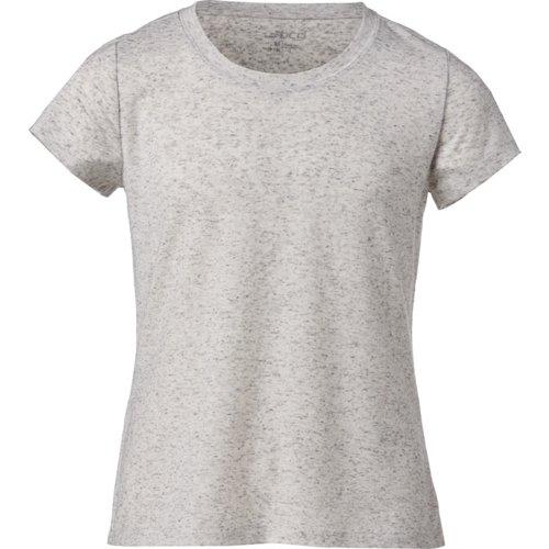BCG Girls' Lifestyle Crew Slub T-shirt
