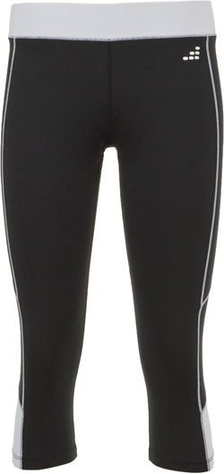 Women's Colorblock Training Capri Pant