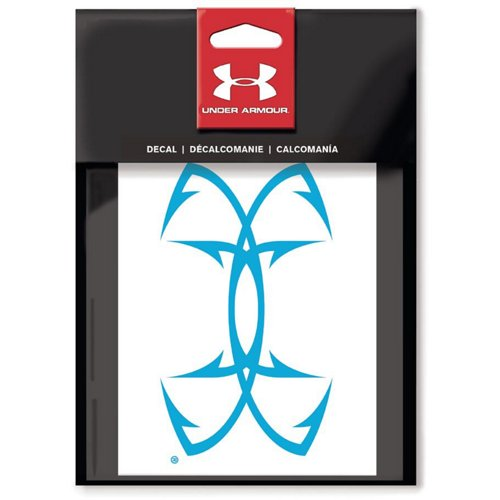 Under Armour 6 in Fish Hook Logo Decal