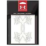 Under Armour 6 in Antler Logo Decal
