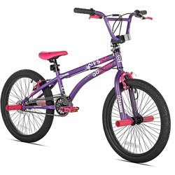 Girls' X Games 20 in Bicycle
