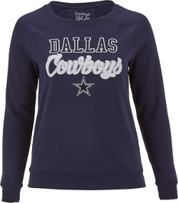 Dallas Cowboys Women's Howell Pullover Crew Sweater