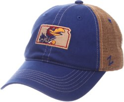 Zephyr Men's University of Kansas Turnpike State Cap
