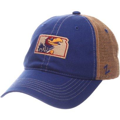 ... Men s University of Kansas Turnpike State Cap. Kansas Jayhawks  Headwear. Hover Click to enlarge 55f1cc1f0a63
