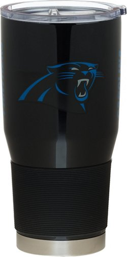 Boelter Brands Carolina Panthers 30 oz Ultra Realtree Xtra Tumbler