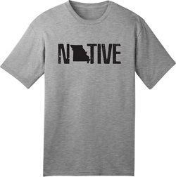 Edna Rose Women's University of Missouri Native T-shirt