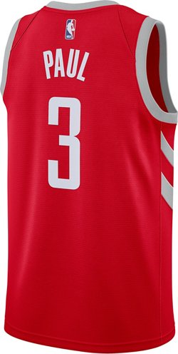 Nike Men's Houston Rockets Chris Paul 3 Swingman Jersey