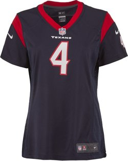 Women's Houston Texans Deshaun Watson 4 Game Jersey