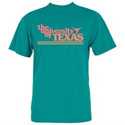 We Are Texas Women's University of Texas Vintage Gradient T-shirt