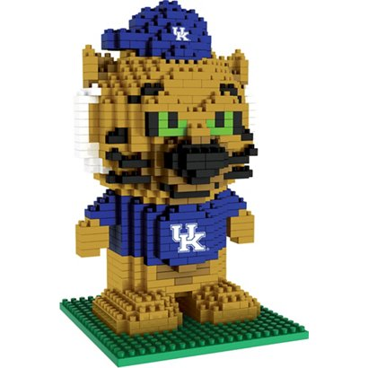 forever collectibles university of kentucky 3 d brxlz mascot puzzle