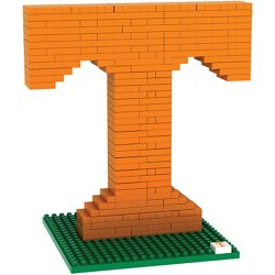 University of Tennessee 3-D BRXLZ Logo Puzzle