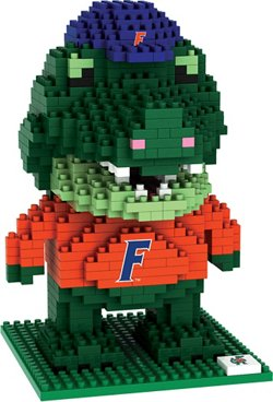Forever Collectibles University of Florida 3-D BRXLZ Mascot Puzzle