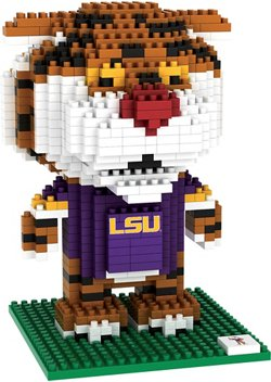 Forever Collectibles Louisiana State University 3-D BRXLZ Mascot Puzzle