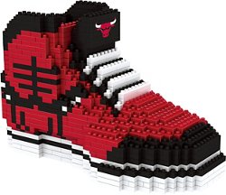 Forever Collectibles Chicago Bulls BRXLZ 3-D Sneaker Puzzle