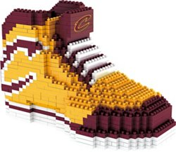 Forever Collectibles Cleveland Cavaliers BRXL 3-D Sneaker Puzzle