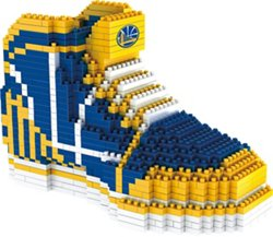 Forever Collectibles Golden State Warriors BRXLZ 3-D Sneaker Puzzle