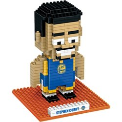 Golden State Warriors Stephen Curry BRXLZ 3-D Player Puzzle