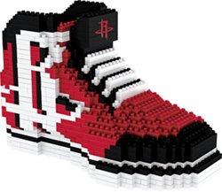 Forever Collectibles Houston Rockets BRXLZ 3-D Sneaker Puzzle