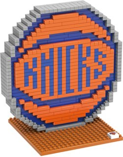 Forever Collectibles New York Knicks BRXLZ 3-D Logo Puzzle
