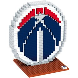 Washington Wizards 3-D BRXLZ Logo Puzzle