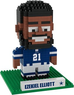 Dallas Cowboys Ezekiel Elliott BRXLZ 3-D Player Puzzle