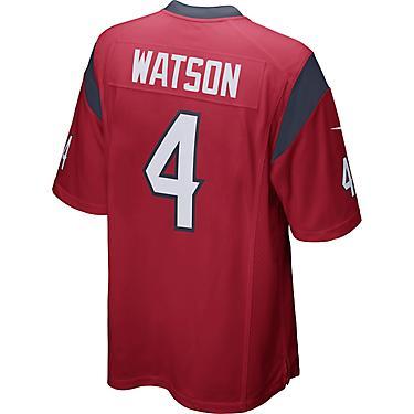 online retailer 5e157 a2031 Nike Men's Houston Texans Deshaun Watson 4 Game Jersey