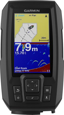 Garmin STRIKER Plus 4 Fishfinder