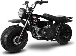 Monster Moto Adults' Classic 212cc Gas Mini Bike