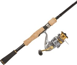 Shimano Sedona Freshwater Rod and Reel Spinning Combo