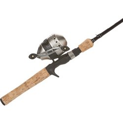 33 6 ft 6 in M Freshwater Spincast Rod and Reel Combo